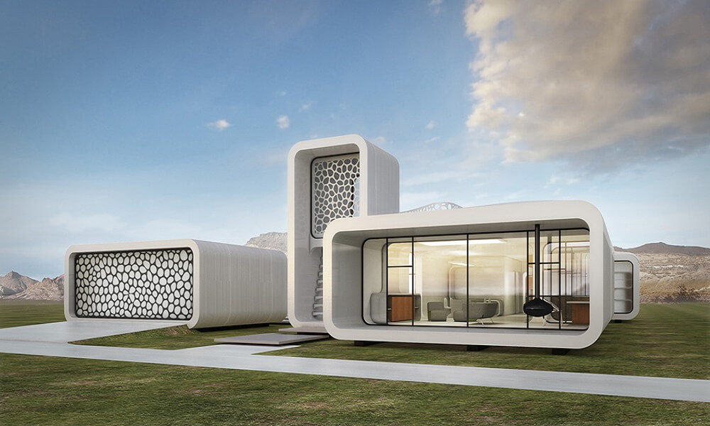 blog 7 - Dubai to Construct the World's First 3D Printed Office Building